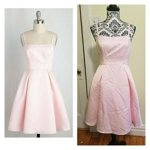 NWT Wendy Bird/Modcloth Pink Dress, Size 8